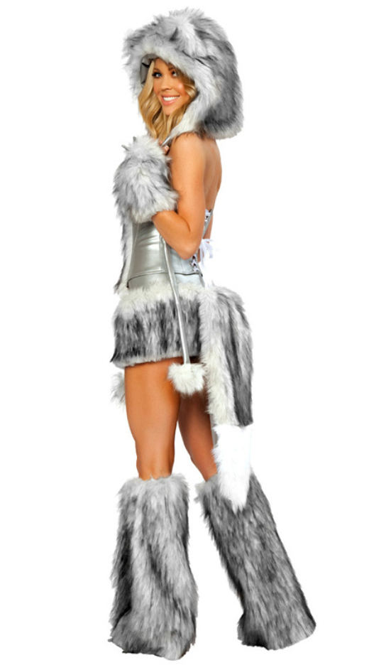 high quality 2016 new sexy wolf girl costume sexy wolf costumes halloween furry costumes for women animal costume cosplay on aliexpresscom alibaba group - Wolf Costume Halloween