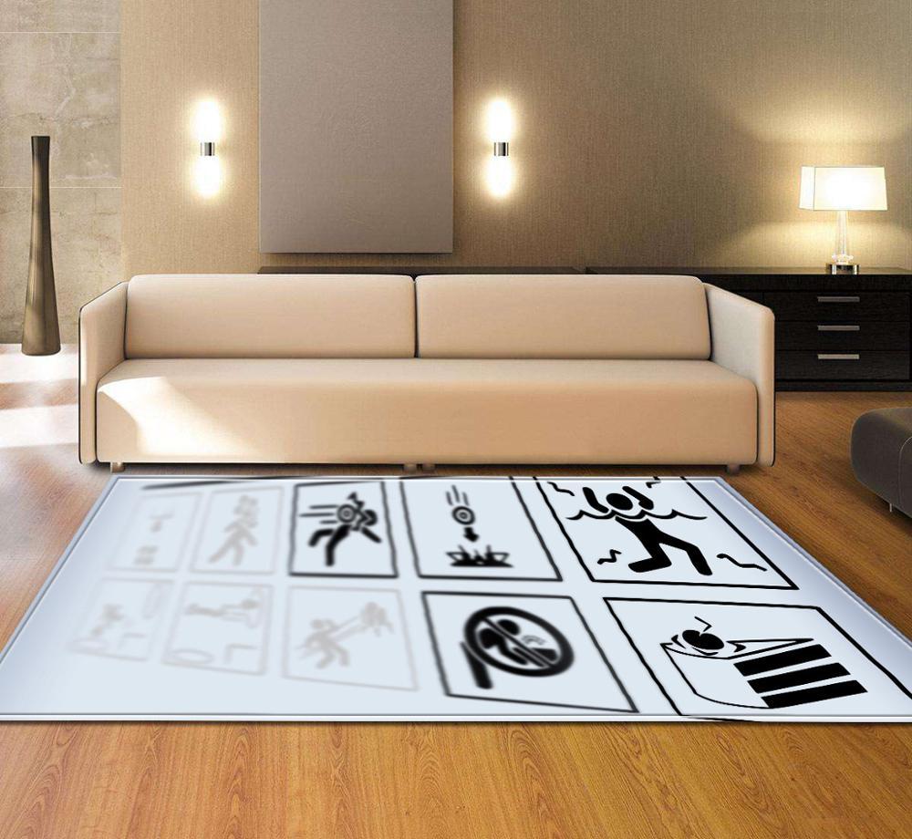 Intéressant chambre tapis pour salon tapis enfant chambre ordinateur chaise tapis de sol tapis bain anti-dérapant tapis décor domestique