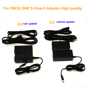 Image 3 - 2018 Kinect Adapter for Xbox One for XBOX ONE S Kinect 2.0 3.0 Adaptor US&EU Plug USB AC Adapter Power Supply For XBOXONE S