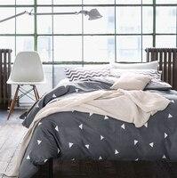 600TC COTTON bedding sets Euro King Size Duvet Quilts Cover Set Nordic bed linens set bedclothes Bed set Double Queen Single
