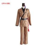 2017 Axis Powers Hetalia Spain Suit Cosplay Costume