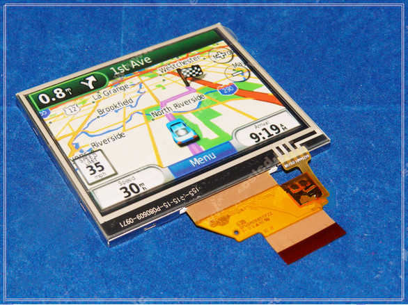 Original 3 5 inch TFT LCD Screen for LQ035Q1DH03 GPS LCD display Screen with Touch screen