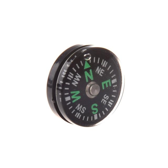 SZ-LGFM-New  24Pcs 0.08oz 20mm Small Mini Compasses for Survival Kit