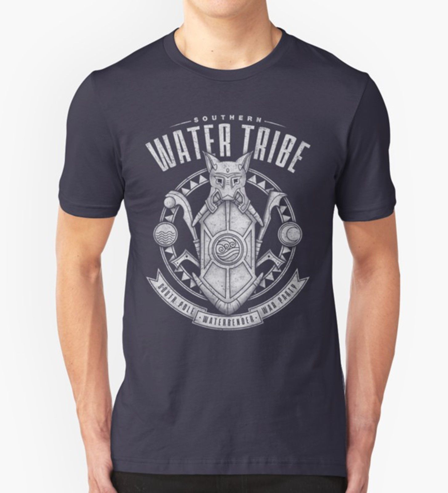 SOUTHERN WATER TRIBE T SHIRT SOUTH POLE