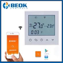 Beok TDS21 wifi-EP wifi функция термостат белый задний светильник умный регулятор температуры