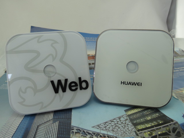1pc x Huawei B183 21 6Mbps 3G Brezžični usmerjevalnik Podpora do 5 naprav