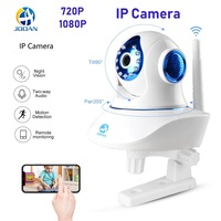 Camera 720P 1080P HD Wifi Wireless Home Security IP Camera Security Network CCTV Surveillance Camera IR