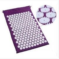 ABS Spike Acupressure Mat Massage Cushion Shakti Mat Before Or After Yoga Relieve Pain Improve Sleep