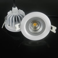 5W 7W 9W 12W LED Down light COB Dimmable LED Recessed ceiling downlights Lamp de luz de techo For Home Lighting Decorate