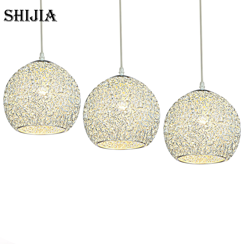 Modern Crystal Ball LED Pendant Lights for Living room Home Lighting Balcony Bedroom Study Bar Hotel Restaurant Pendant Lamp modern crystal lamp round shape led pendant light for bedroom living room lighting