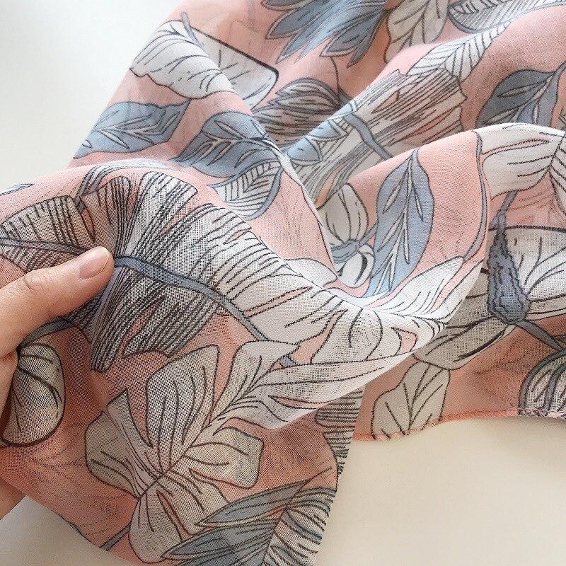 2019 Women Spain Summer Soft Retro Floral Viscose Shawl   Scarf   180x70Cm   Wrap   Neck Pashmina Stole Bufanda Mujer Muslim Hijab Snood