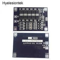 3S 12.6 4S 16.8V 40A BMS équilibreur 18650 Lipo Li-ion batterie chargeur Protection Circuit de charge carte PCB perceuse électrique