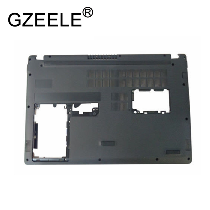 все цены на GZEELE New for Acer Aspire A315-21 A315-31 A315-51 A315-52 Lower Bottom Case base cover 60.GNPN7.003 онлайн