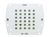 100W LED Cree Xlamp XP E Blue 14pcs White 10pcs Green 2pcs Red 3pcs Warm White