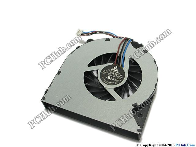 Delta KSB0505HB BK48 Server Cooling Fan DC 5V 0.4A