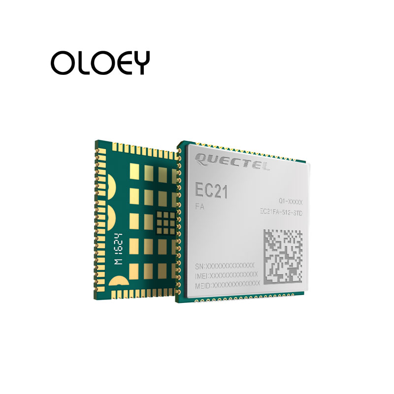 EC21-A LCC  EC21AFA-512-STD CAT1 Wireless Module LTE Module 4G Module EC21