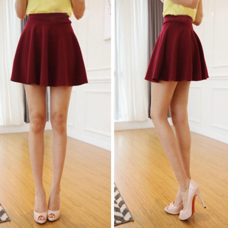 Cotton Stretch Mini Skirts Promotion-Shop for Promotional Cotton ...