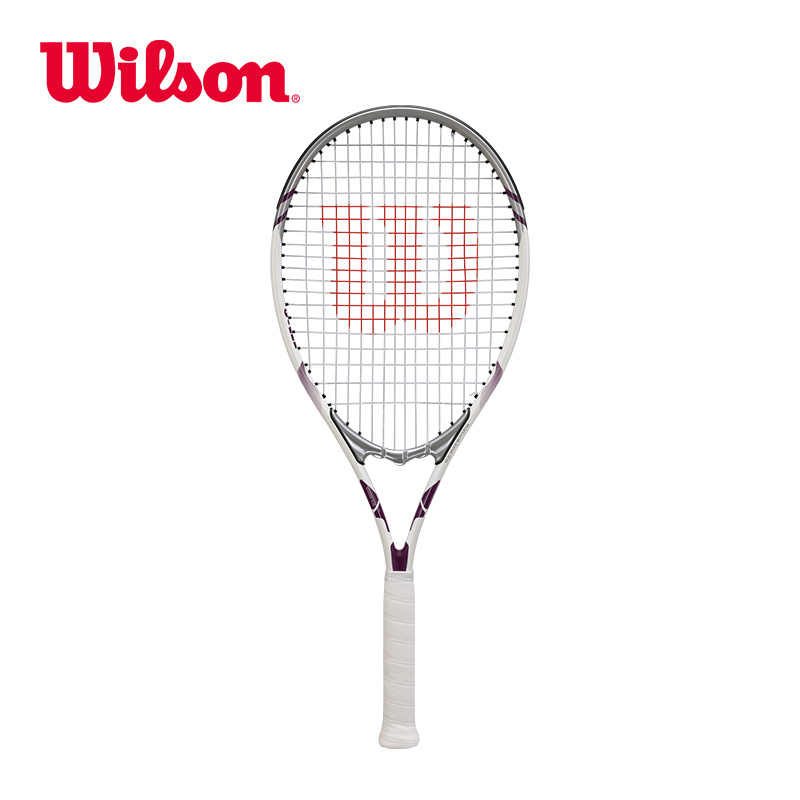 Wilson Tennis Great  Recommendation For Men And Women Learn Pro Staff Series Essence WRT3124002  Carbon Aluminum Alloy