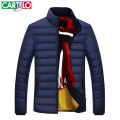 Cartelo brand 2016 new brand MEN's fashion leisure business WHITE MENs parkas DUCK DOWN JACKET winter JACKETs MEN DOWN 1095