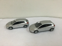 1 43 HARD TO FIND 2PCS SET NOREV FIAT Bravo Die Cast Car MODEL IN PERFECT