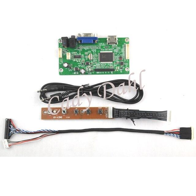 HDMI VGA Audio LCD Controller Board for 13 3