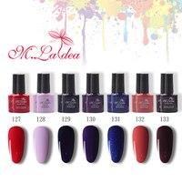 #M113140 m.ladea 8.3ML 140 colors Nail GEL Polish UV Led Long Lasting Nail Gel Polish DIY Nail Art Color bottles
