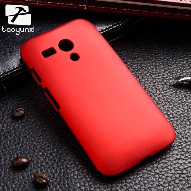 TAOYUNXI 10PCS/Lot Phone Case Cover For Motorola Moto G XT937C XT1028 XT1031 XT1032 XT1033 4G LTE (XT1039 XT1042 XT1045) Cases