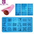 32 Design stamping 3pc stamping plate+stamper+scraper on nail for nail stamping nail art templates nail art stamping lot plates
