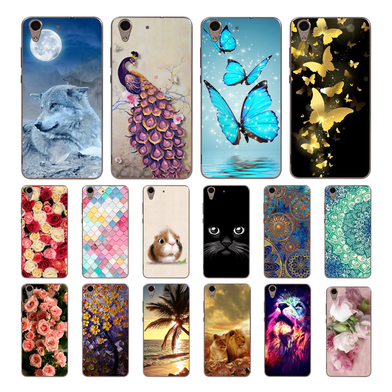 brand new 31db6 caf1e Geruide Cover For Huawei Y6 2 Case , High Quality Phone Back Cover ...