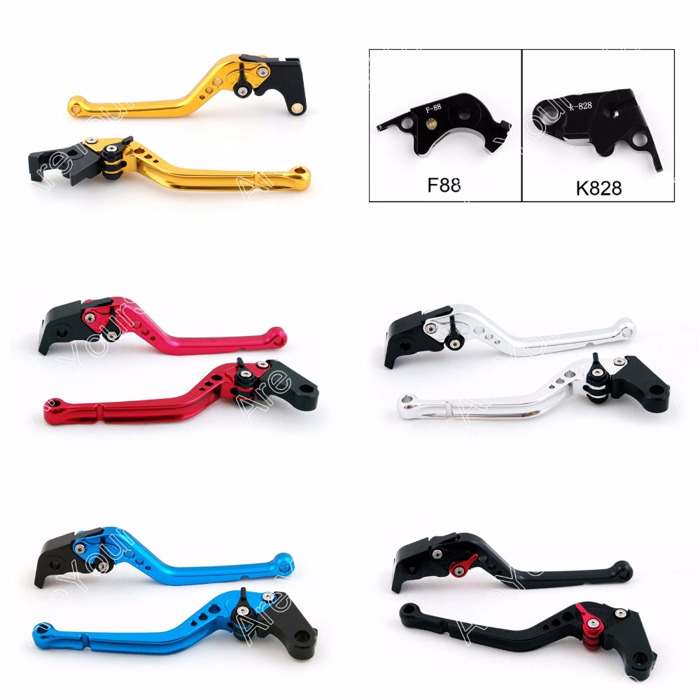 Areyourshop Brake Long Clutch Levers for Kawasaki ZX6R/636 ZX10R Z1000SX NINJA 1000 Z1000 NEW Arrival Motor-Styling Brakes