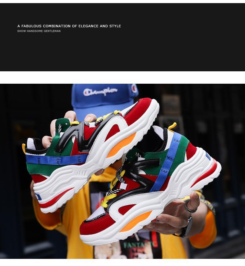 HTB1a4eSSgHqK1RjSZFgq6y7JXXad 2019 Harajuku Autumn Vintage Sneakers Men Breathable Mesh Casual Shoes Men Comfortable Fashion Tenis Masculino Adulto Sneakers