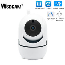 Беспроводная ip камера видеонаблюдения wsdcam 1080p wi fi