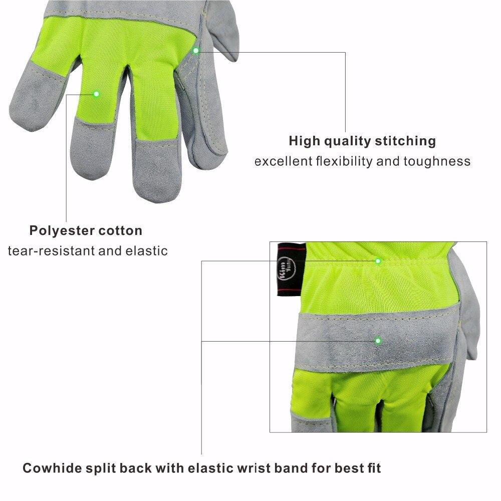 Мужские тактические перчатки для спорта на открытом воздухе, военные перчатки с полным пальцем, военные перчатки из углеродного волокна, че... - 3