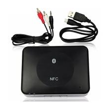 NFC Bluetooth Receptor de Audio para el Sistema de Sonido Del Receptor Altavoz Bluetooth Receptor de Audio Bluetooth Receptor de Música