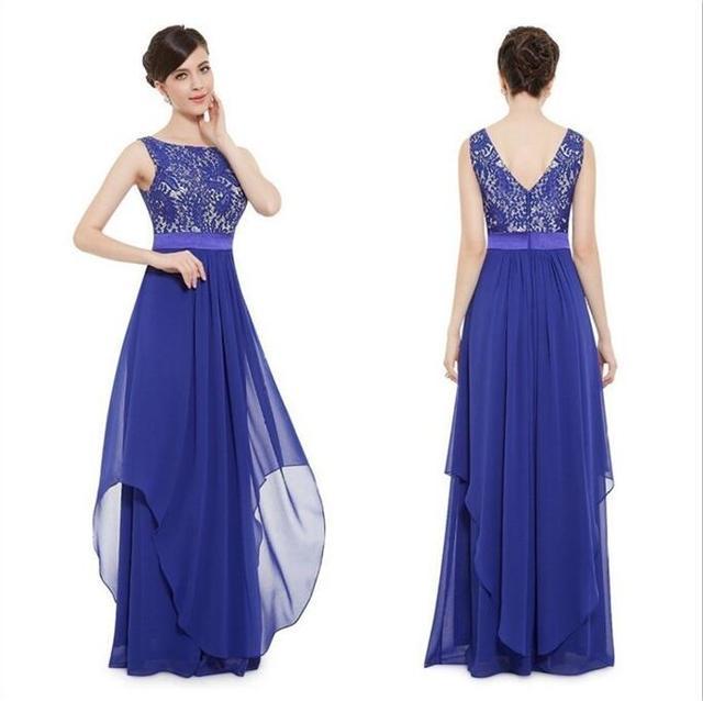 Модное платье для выпускного вечера 2019 Vestido de noiva шифоновые вечерние платья Кружево decoratio доступны различные цвета официальная вечеринка