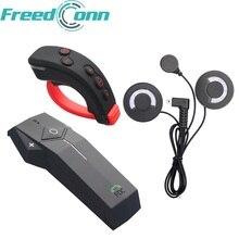 FreedConn COLO RC Motorcycle Helmet Bluetooth font b Intercom b font Headset NFC FM Function With