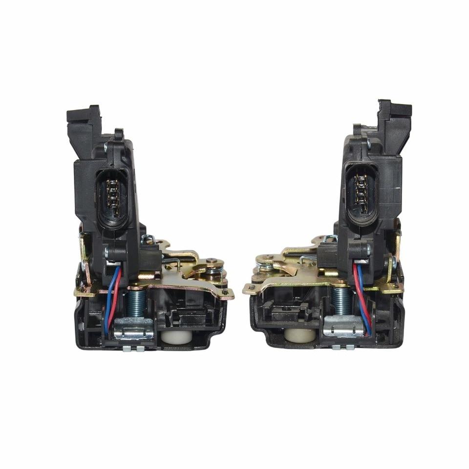 Eynpire 7098 Front Left Driver Side Door Lock Actuator For 01-05 Audi A4//A4 Quattro//Allroad Quattro; 98-05 Audi A6//A6 Quattro