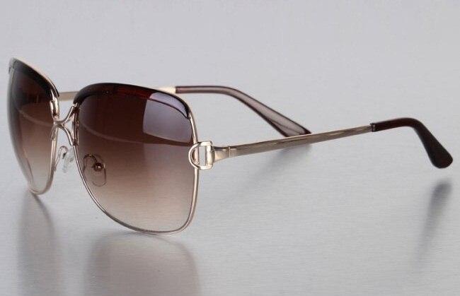 Солнцезащитные очки для женщин, oculos de sol feminino женские солнцезащитные очки Брендовые женские солнечные очки - Цвет линз: Tea