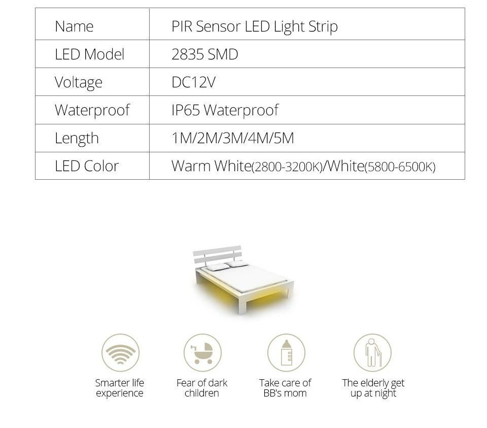 PIR Motion sensor night light (3)