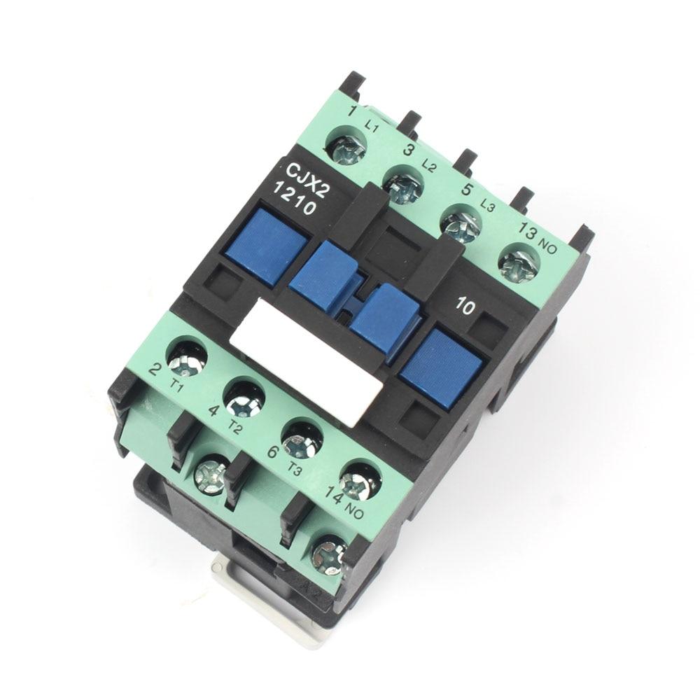 Motor Starter Relay CJX2-1210 contactor AC 12A \Voltage optional LC1-D 24V 36V 48V 110V 220V 380V 12V LC1 ac contactor 50HZ 60HZ ac contactor lc1d40008 lc1 d40008 lc1d40008b7 lc1 d40008b7 24v lc1d40008d7 lc1 d40008d7 42v lc1d40008e7 lc1 d40008e7 48v
