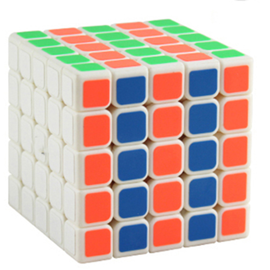 Magic Square Magic Cube Classic New Year Gifts Plastic Shape Magic Cube Megaminx Toy Fun Toys For Boys Grownups 50K250 dayan bagua magic cube speed cube 6 axis 8 rank puzzle toys for children boys educational toys new year gift