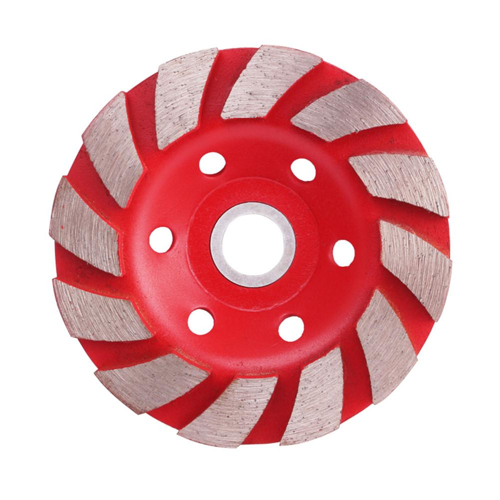 2018 Diamond Grinding Cup Wheel Disc Grinder Large Granite Stone For Marble Angle Grinder Polishing Film