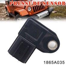 1 Pcs Car Intake Air Pressure Sensor 1865A035 Replacement for Mitsubishi Jeep Pajero VS998