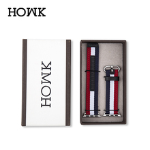 HOWK Nylon Strap for Apple Watch Band 42 mm 38 mm