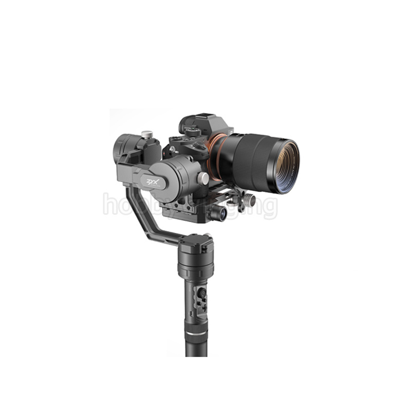 Smart Tracking 3-Axis Gimbal Flamingo Pro ZYX Handheld Gimbal Stabilizer PTZ 360-degree rotation unlimited for 350-1900g camera nebula 5100 3 axis handheld 360 degree unlimited rotation camera gimbal built in encoder
