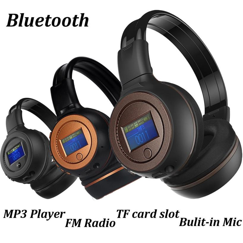 2018 Top Sale 3.0 Stereo Bluetooth Wireless Headset