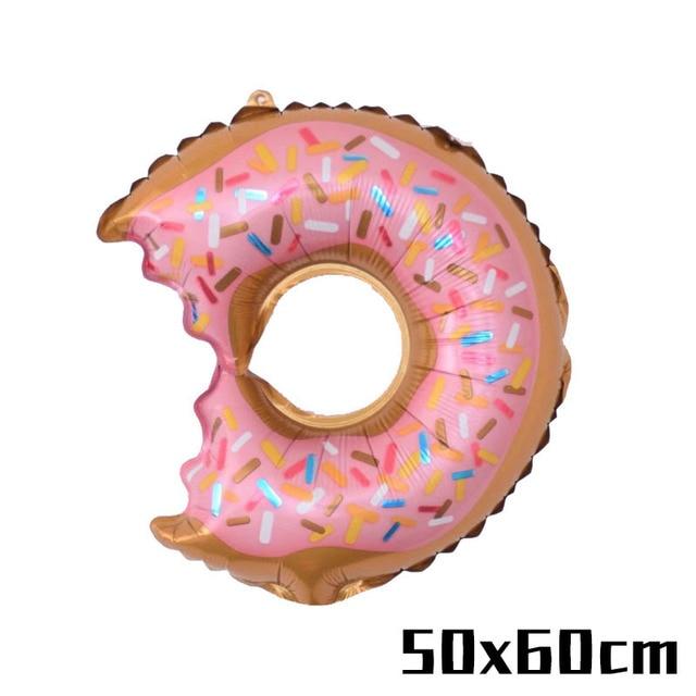 Mini Donut Balloon Monkey 1st birthday decorations 5c64f9ae5e23e