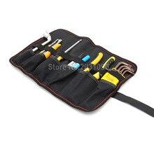 Bolsa universal para motocicletas, kit de ferramentas multifuncionais estilo oxford com bolsa rolada de ferramentas portátil para bmw r1200gs