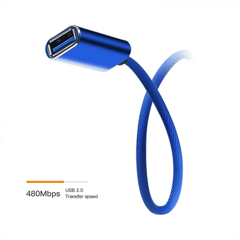 Bundwin USB 2.0 Tipe-C OTG Adaptor Kabel Tipe C USB-C OTG Konverter untuk Xiaomi Huawei Samsung Mouse Keyboard USB Flash Disk