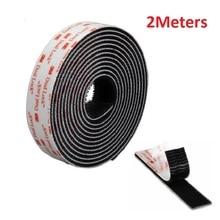 3M Dual Lock Black VHB adhesive tape Mushroom Fastener Tape, Type 250/ (25.4mm x 1m) Free Shipping!